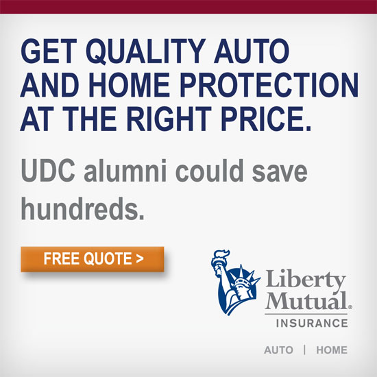 Liberty Mutual: Group Savings Plus(R) Program for UDC Alumni