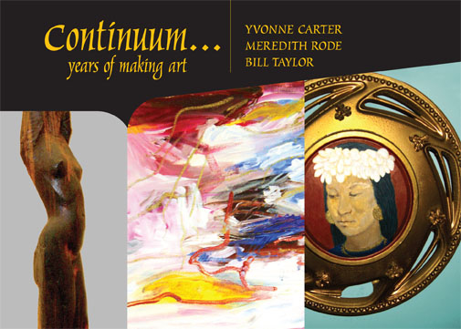 Continuum...Years of Making Art