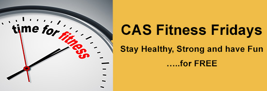 CAS Fitness Fridays