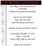 CAS Holiday Celebration