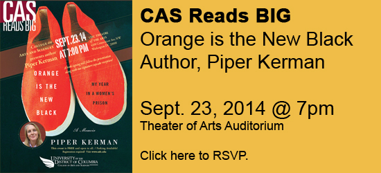 Orange is the New Black Author, Piper Kerman