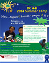 DC 4-h Summer Camp