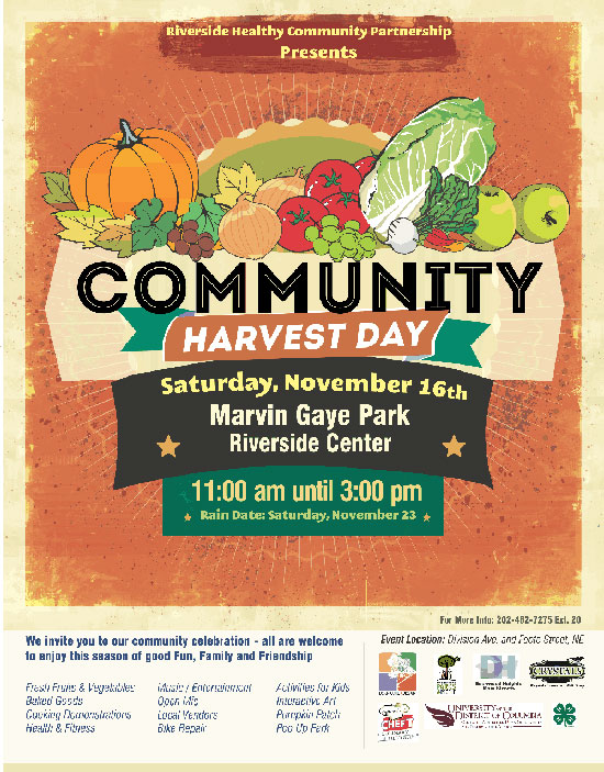 Community Harvest Day