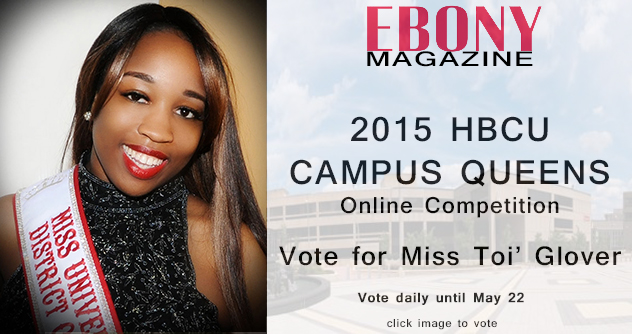 Ebony Magazine HBCU Queens Online Competition