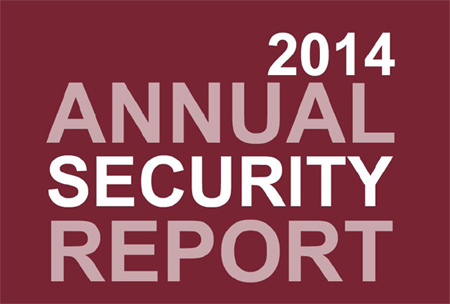 2014 Annual Security Report