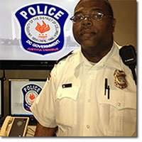 Lt. Donald Whiting, UDC Police