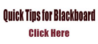 How To: Quick Tips for Blackboard