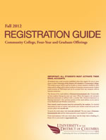 Fall 2012 Course Guide