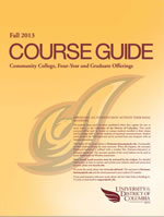 Fall 2013 Course Guide