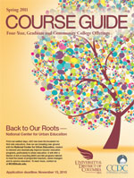 Spring 2011 Course Guide