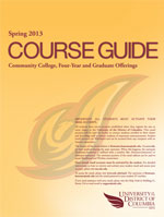 Spring2013 Course Guide