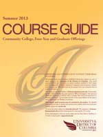 Summer2013 Course Guide